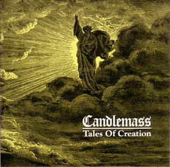 Candlemass Tales Of Creation Lp From Below Productions