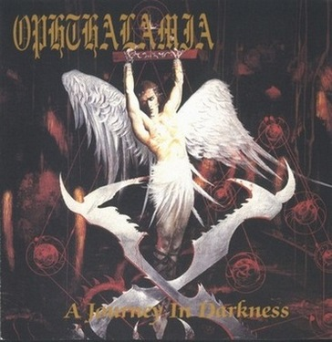 """OPHTHALAMIA (Sweden) - """"A Journey in Darkness"""" CD 1994 - Peaceville Records"""