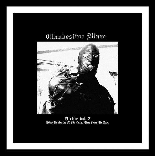 """CLANDESTINE BLAZE (Finland) - """"Archive Vol. 2"""" LP - 2002 - Northern Heritage"""