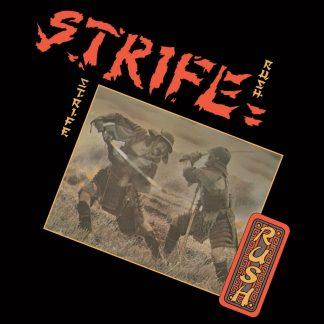 "STRIFE (UK) - ""Rush"" - CD 1975 - Shadow Kingdom Records"