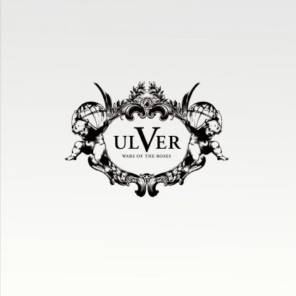 """ULVER - """"Wars of the Roses"""" - LP 2011 - Peaceville"""