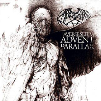 "AVERSE SEFIRA (USA) - ""Advent Parallax"" - 2LP White 2009 - Anna Offensive"