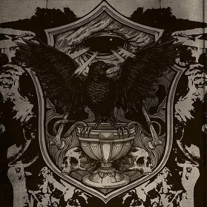 "SVARTIDAUDI (Iceland) - ""Flesh Cathedral"" - LP 2012 - Ván Records"