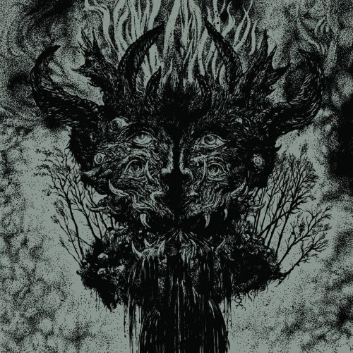 "SVARTIDAUDI (Iceland) - ""The Synthesis of Whore and Beast"" - MLP 2014 - Ván Records"