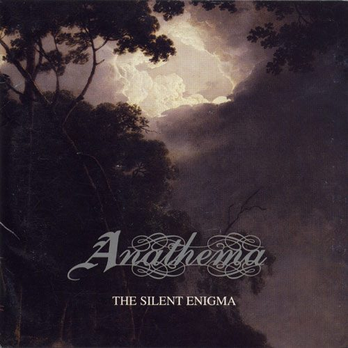 "ANATHEMA (UK) - ""The Silent Enigma"" - 2LP 1995 - Peaceville Records"