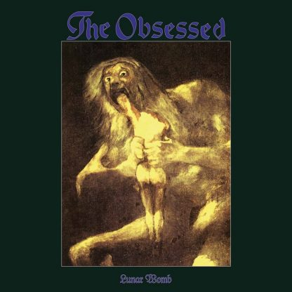 """THE OBSESSED (USA) - """"Lunar Womb"""" - CD 2019 Slipcase - High Roller Records"""
