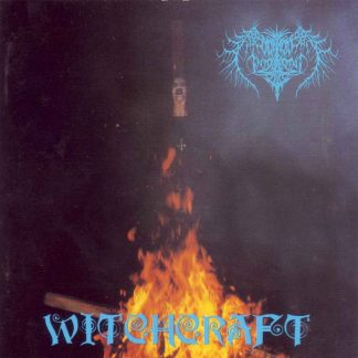 """OBTAINED ENSLAVEMENT (Norway) - """"Witchcraft"""" - LP 1997 - Peaceville Records"""