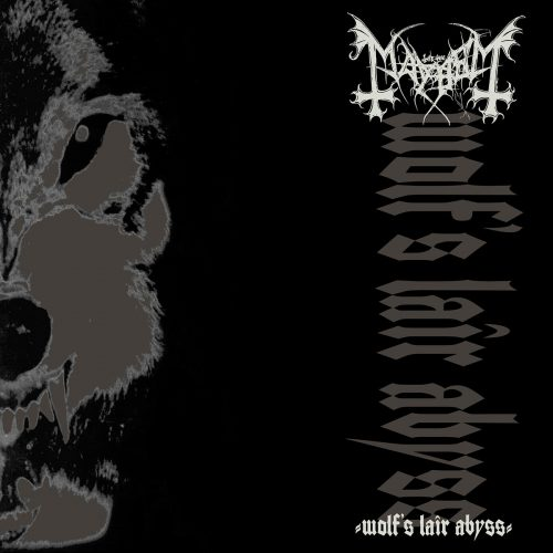 "MAYHEM (Norway) - ""Wolfs Lair Abyss"" - CD 2019 - Soulseller Records"