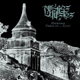 """NECROS CHRISTOS (Germany) - """"Darkness Comes to...Live!"""" - DVD/CD Digipack 2014 - Sepulchral Voice Records/Ván"""