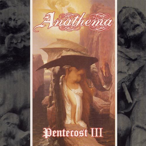 "ANATHEMA (UK) - ""Pentecost III"" - LP 1995 - Peaceville Records"