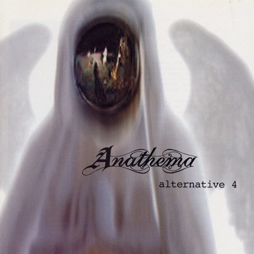 "ANATHEMA (UK) - ""Alternative 4"" - LP 1998 - Peaceville Records"