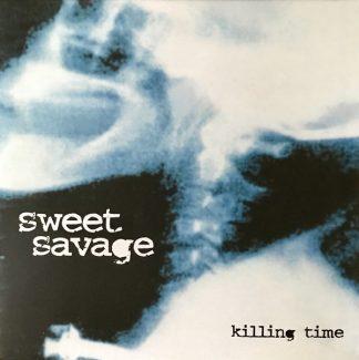 "SWEET SAVAGE (UK) - ""Killing Time"" - LP Black Vinyl - High Roller Records"