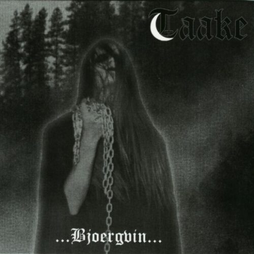 "TAAKE (Norway) - ""Bjoervin..."" CD 2002 - Peaceville Records"
