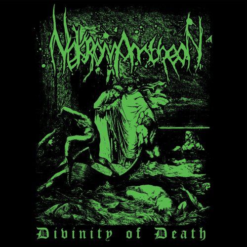 "NEKROMANTHEON (Norway) - ""Divinity of Death"" - LP 2016 - High Roller Records"