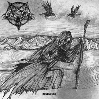 "MORTEM (Norway) - ""Ravnsvart"" - LP 2019 - Peaceville Records"