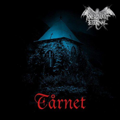 """MALIGNANT ETERNAL (Norway) - """"Tarnet"""" - CD Digipack 1995 - Soulseller Records"""