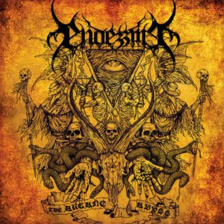 """ENDEZZMA (Norway) - """"The Arcane Abyss"""" - LP 2017 - Pulverised Records"""