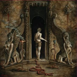 """ON THE POWERS OF THE SPHYNX (International) - """" Saturnalia Temple, Nightbringer, Nihil Nocturne & Aluk Todolo"""" - CD COMPILATION 2010 - The Ajna Offensive"""