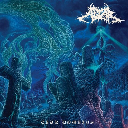 "ALTAR (Sweden) - ""Dark Domains"" - COMPILATION CD 2012 - Pulverised Records"