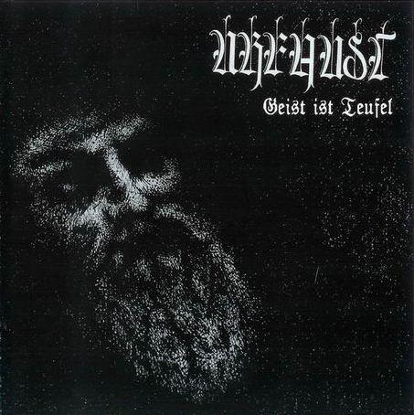 "URFAUST (Netherlands) - ""Geist ist Teufel"" - CD 2004 - Ván Records"