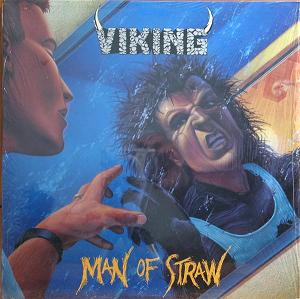 "VIKING (USA) - ""Man of Straw"" - CD 1989 - Floga Records"