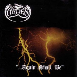 "HADES (Norway) - ""...Again Shall Be"" - CD Digipack 1994 - Hammerheart Records"