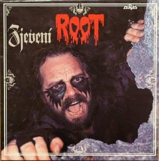 """ROOT (Czechie) - """"Zjevení"""" - LP Silver 1990 - I Hate Records"""
