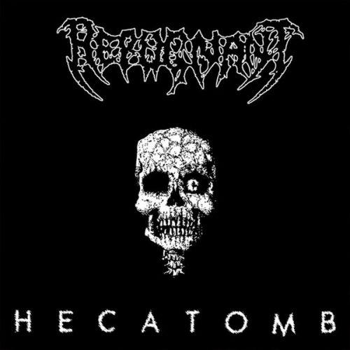 "REPUGNANT (Sweden) - ""Hecatomb"" - MPL 1999 - Hammerheart Records"