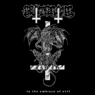 """GROTESQUE (Sweden) - """"In The Embrace Of Evil"""" - CD Digipack 1996 - Hammerheart Records"""