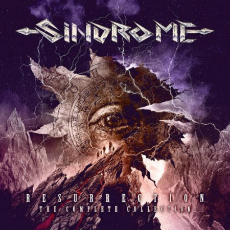 """SINDROME (USA) - """"Resurrection: The Complete Collection"""" - LP+CD Compilation 2016 - Unknow"""