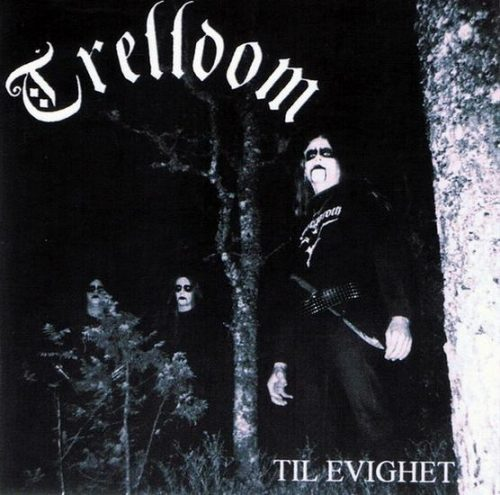 "TRELLDOM (Norway) - ""Til evighet..."" - CD 1995 - Head Not Found"
