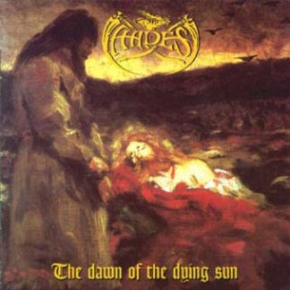 """HADES (Norway) - """"The Dawn of the Dying Sun"""" - CD Digipack 1997 - Hammerheart Records"""
