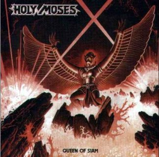 """HOLY MOSES (Germany) - """"Queen of Siam"""" - CD 1986 - High Roller Records"""
