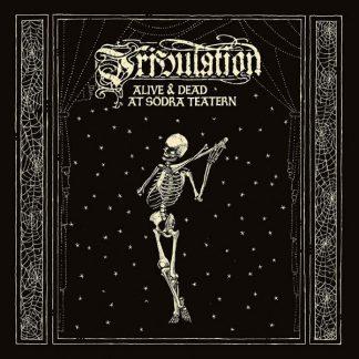 """TRIBULATION (Sweden) - """"Alive & Dead at Södra Teatern"""" - CD+DVD 2019 - Century Media Records"""