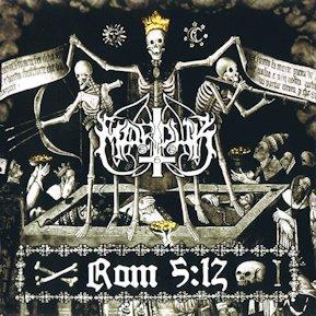"MARDUK (Sweden) - ""Rom 5:12"" - 2LP 2007 - Century Media Records"