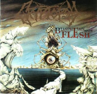 "CRYPTOPSY (Canada) - ""Blasphemy Made Flesh"" - CD-DVD 1994 - Hammerheart Records"