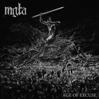 """MGLA (Poland) - """"Age of Excuse"""" - LP 2019 - Northern Heritage Records"""