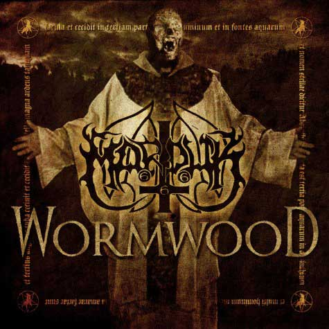 "MARDUK (Sweden) -""Wormwood"" - LP 2009 - Century Media Records"