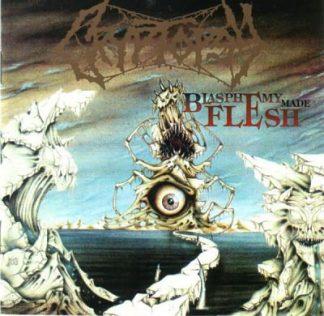 "CRYPTOPSY (Canada) - ""Blasphemy Made Flesh"" - LP 1994 - Hammerheart Records"