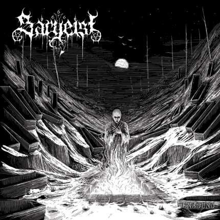 """SARGEIST (Finland) - """"Unbound"""" - LP 2018 - W.T.C."""