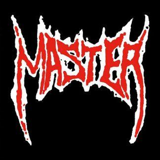 """MASTER (USA) - """"Master"""" - 2CD 1990 - Hammerheart Records"""