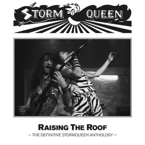 "STORMQUEEN (UK) - ""Raising the Roof"" - CD 2015 - High Roller Records"
