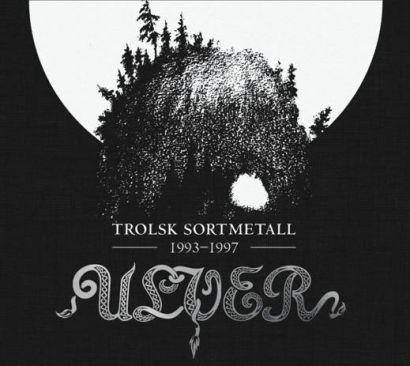 "ULVER (Norway) - ""Trolsk sortmetall 1993-1997"" - Bóxer Set CD 2014 - Century Media Records"