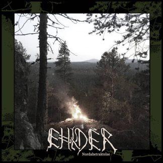 """EHLDER (Sweden) - """"Nordabetraktelse"""" - LP (Coloured) 2019 - Nordvis Produktion"""
