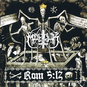 "MARDUK (Sweden) - ""Rom 5:12"" - CD 2007 - Century Media Records"