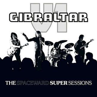 """V1/ GIBRALTAR (UK) - """"The Spaceward Super Sessions"""" - Split MCD 2015 - High Roller Records"""