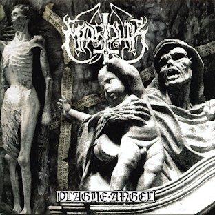 "MARDUK (Sweden) - ""Plague Angel"" - CD 2004 - Century Media Records"