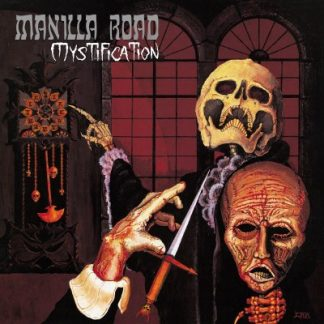 """MANILLA ROAD (USA) - """"Mystification"""" - Digipack CD 1987 - High Roller Records"""