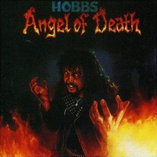 """HOBBS' HOBBS' ANGEL OF DEATH (Australia) - """"Hobbs´Angel of Death"""" - LP Red Vinyl"""