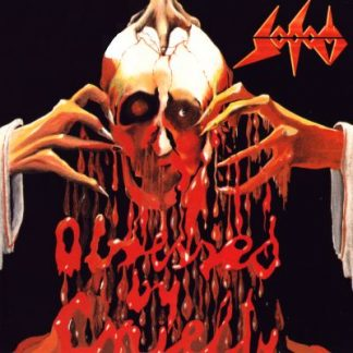 """SODOM (Germany) - """"Obsessed by Cruelty"""" - European version first time on CD 1986 - Unknow"""